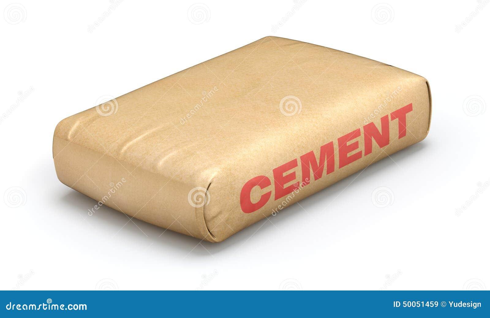 Saco do cimento