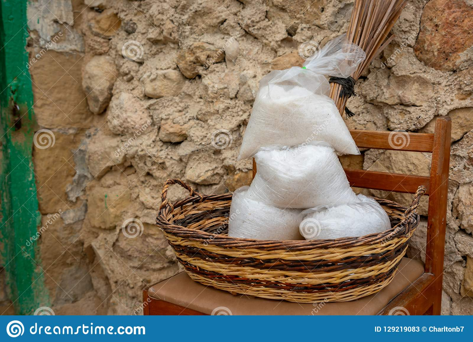 Sacos Gozo de sal