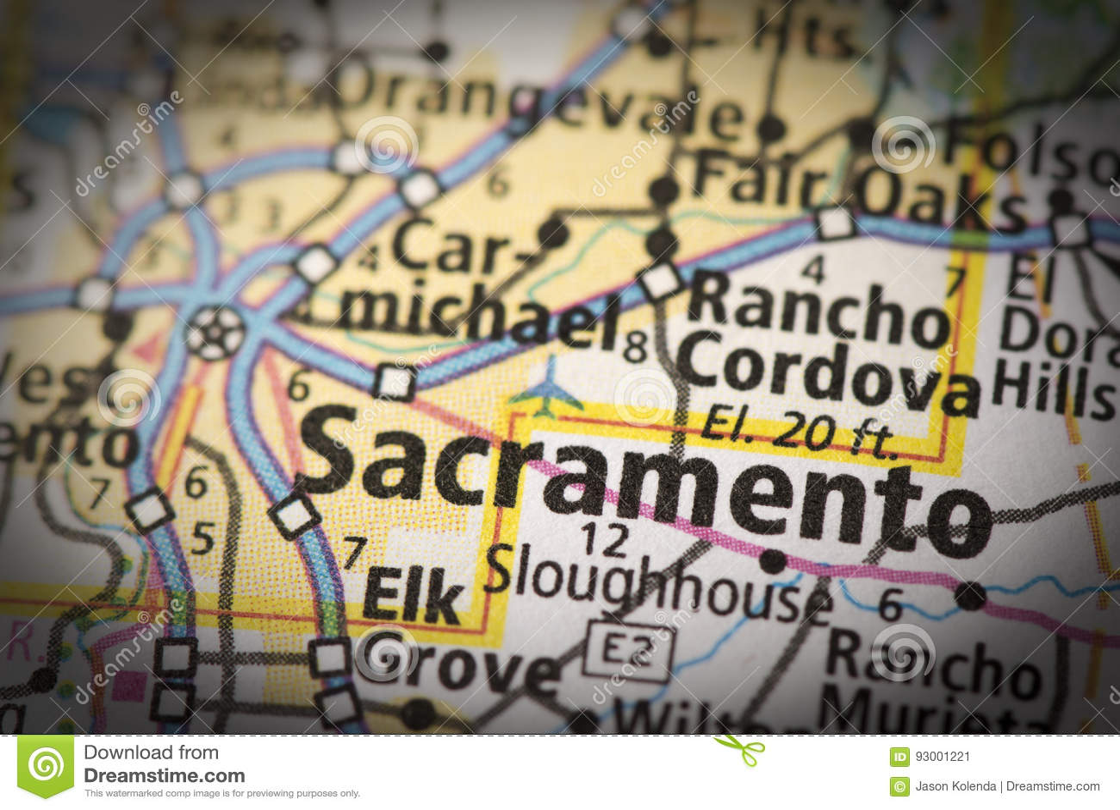 Sacramento på översikt