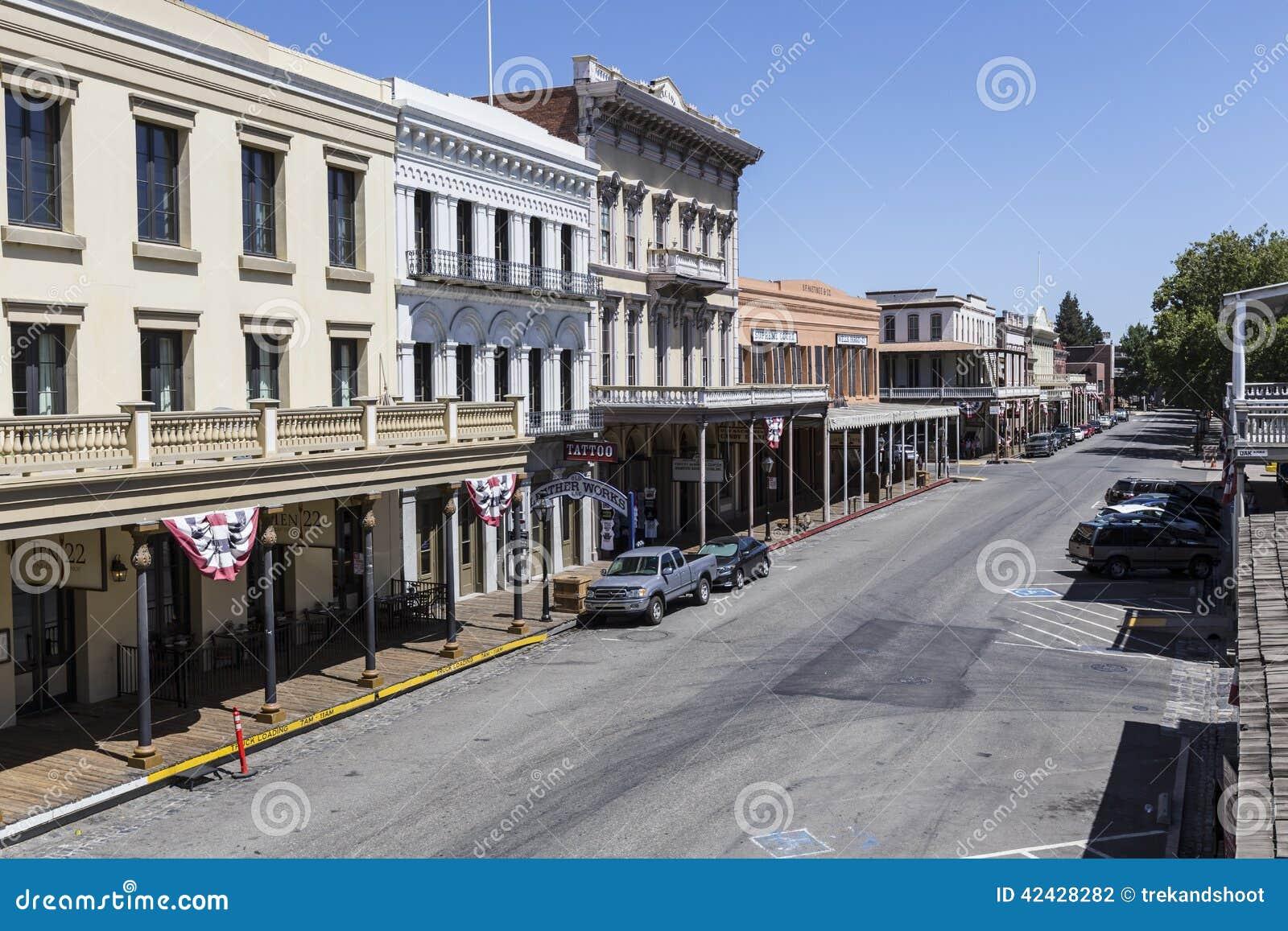 Sacramento vieja California