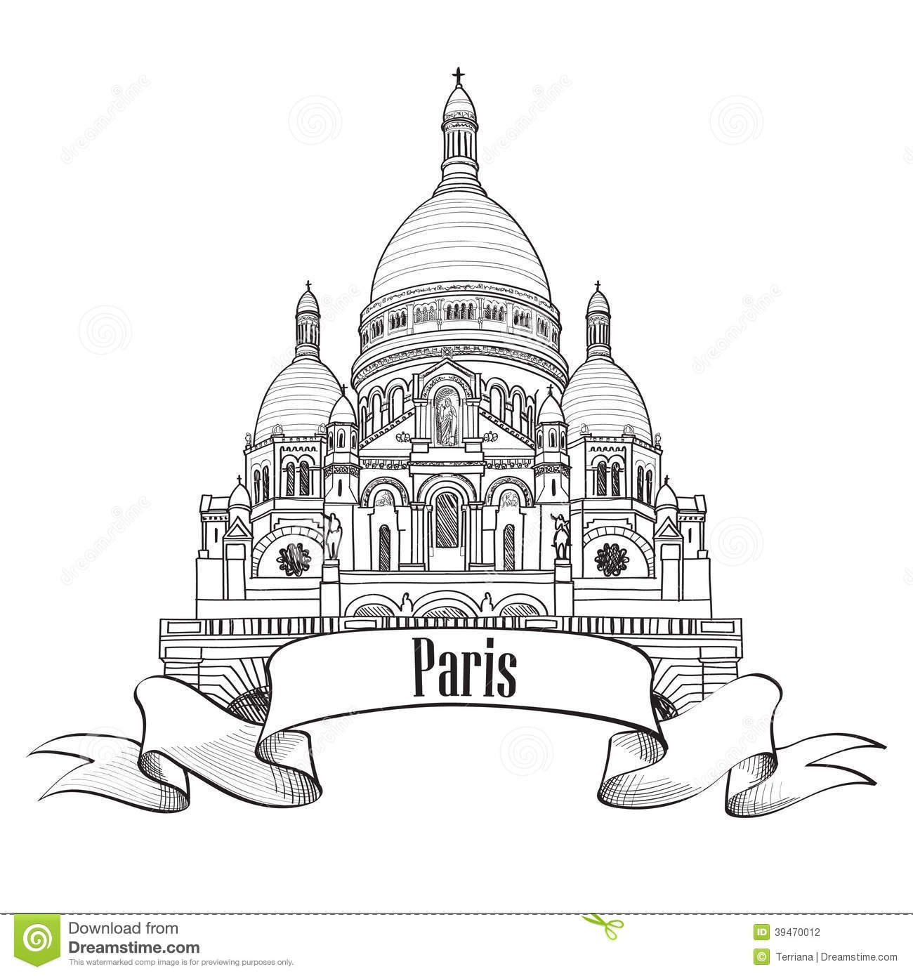 Stock Photography Sacre Coeur Cathedral Montmartre Hill Paris Symbol Travel Icon Hand Drawn Sketch Image39470012 furthermore Nitehawk Plans Clean 3dm 3 likewise National Museum Western Art Tokyo Le Corbusier besides Art studio floor plan further High Rise Buildings 65308. on building plans