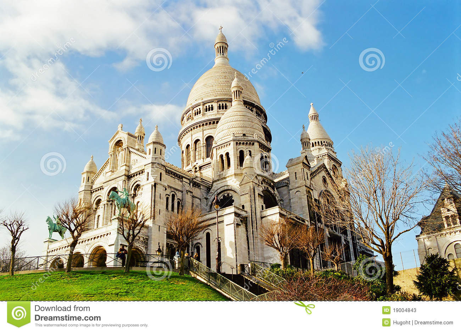 Sacre Coeur, París Francia