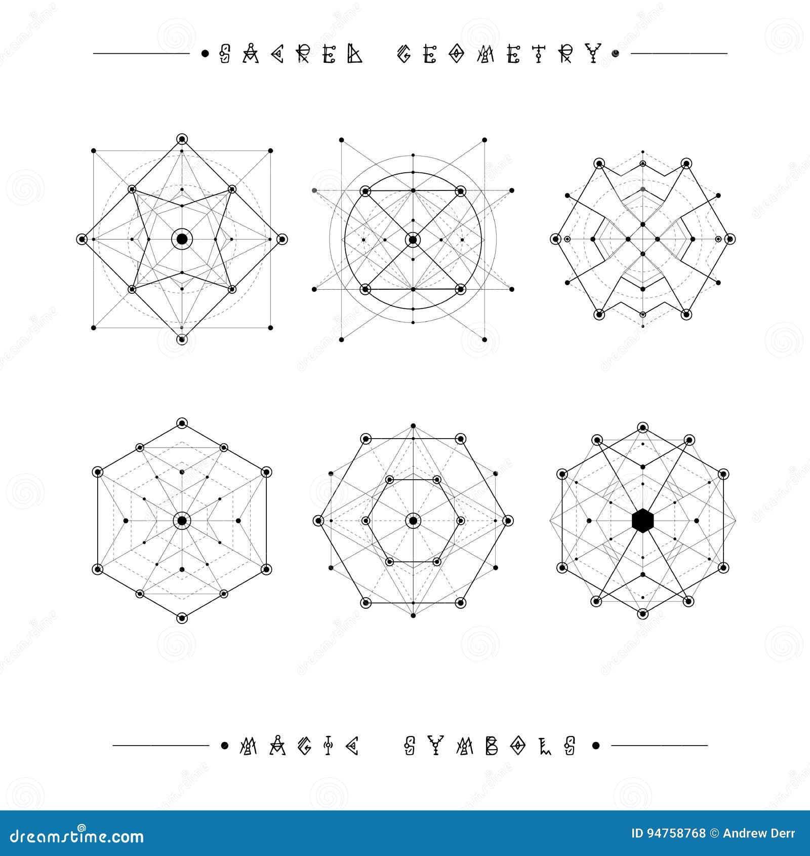 Sacred Geometry Signs Alchemy Religion Philosophy Spirituality