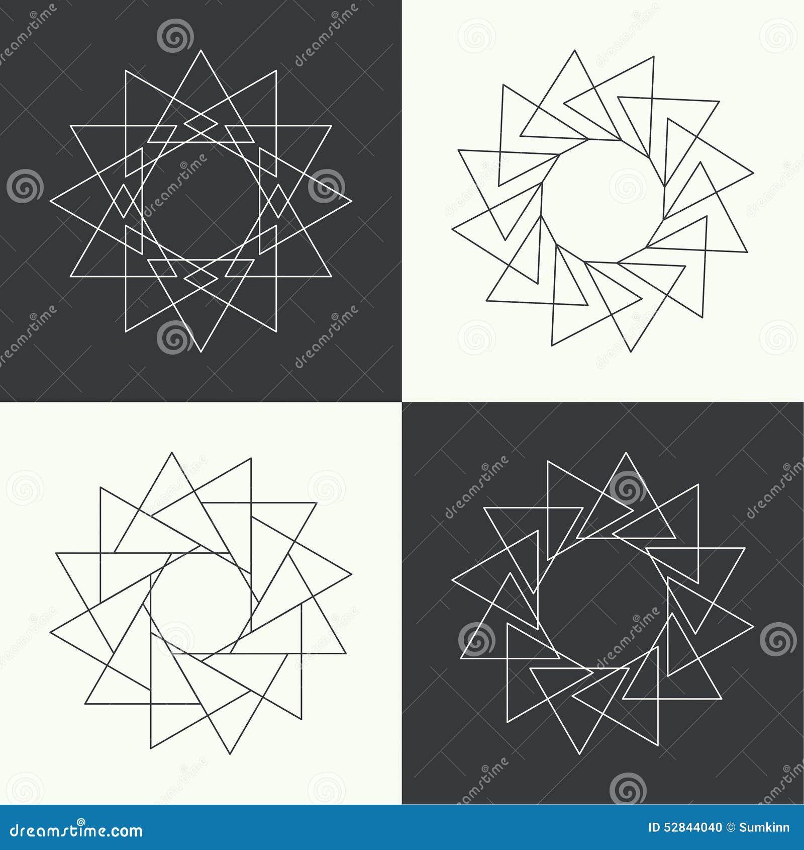 Triangle Shape Clipart