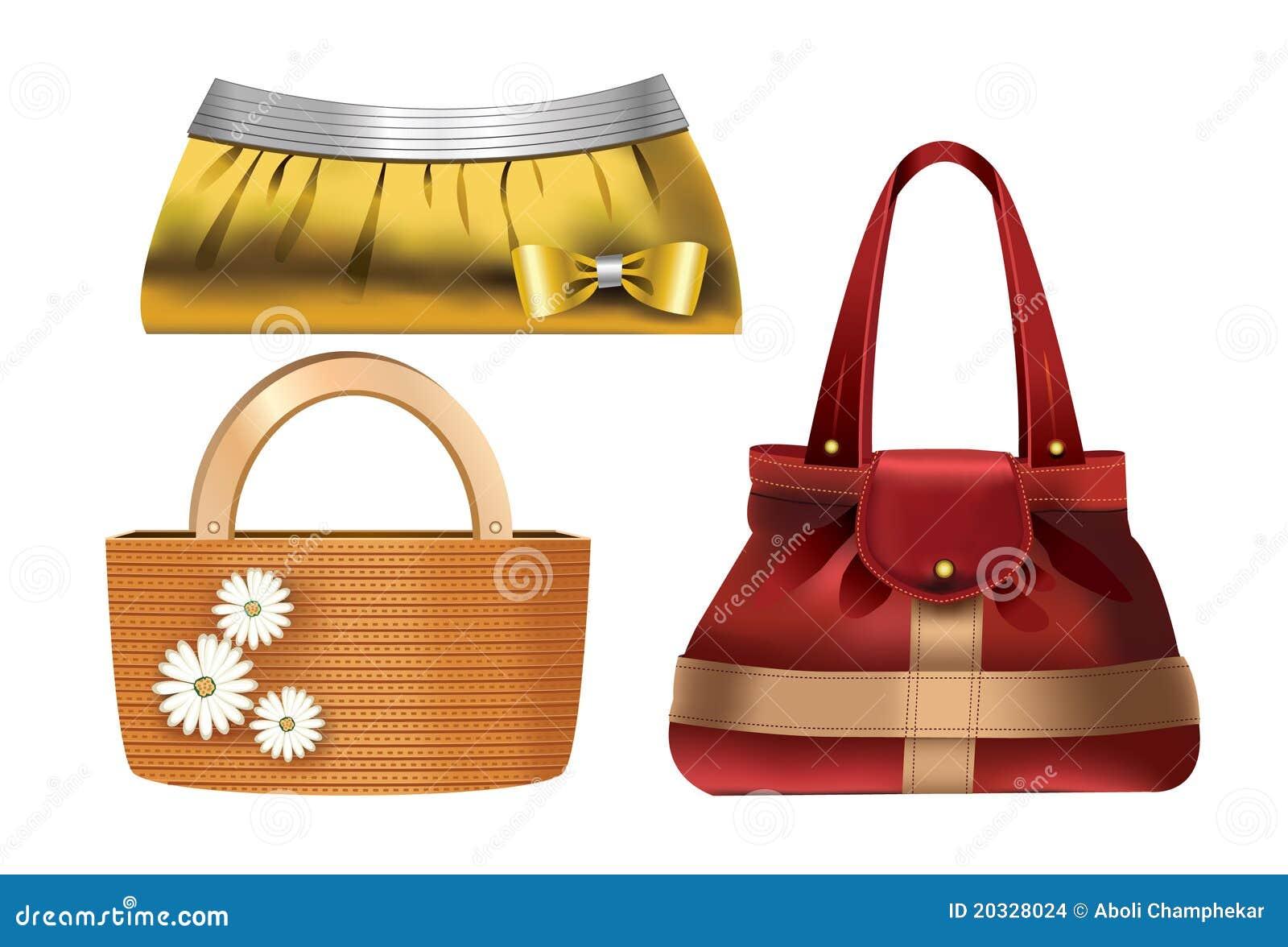 Sacs à main de créateur de l â 3 d accessoires de femmes