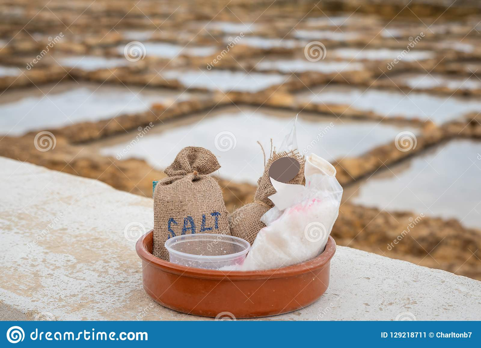 Sacs Gozo de sel