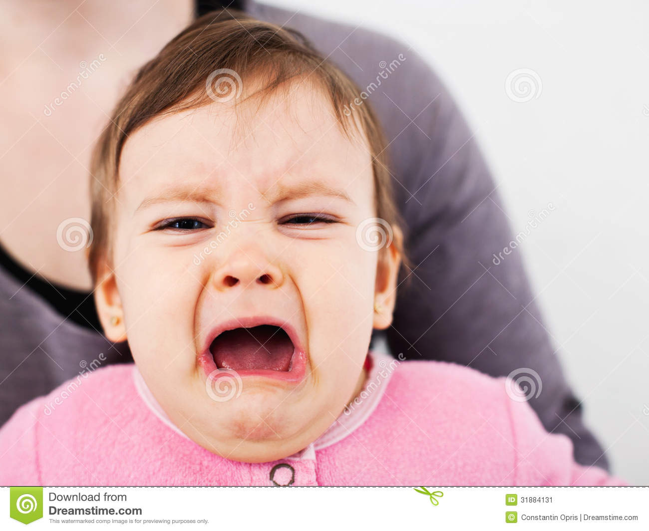 sad baby girl stock images - download 6,609 photos