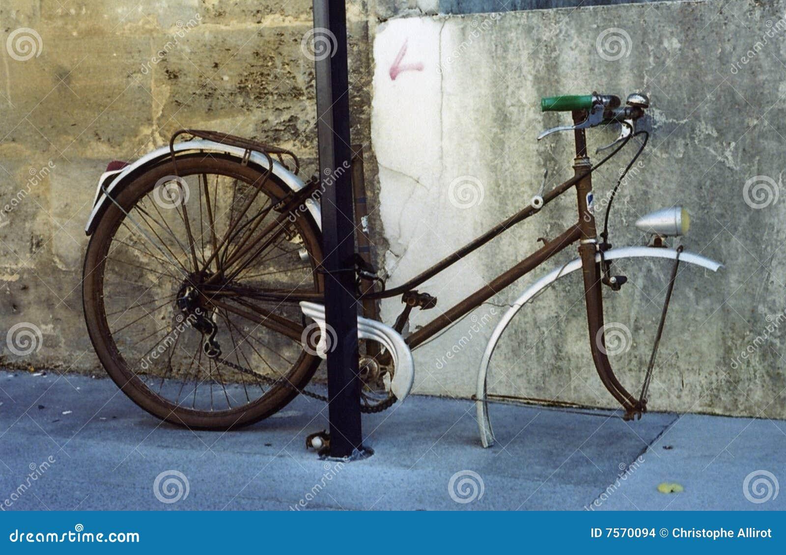 The sad bike