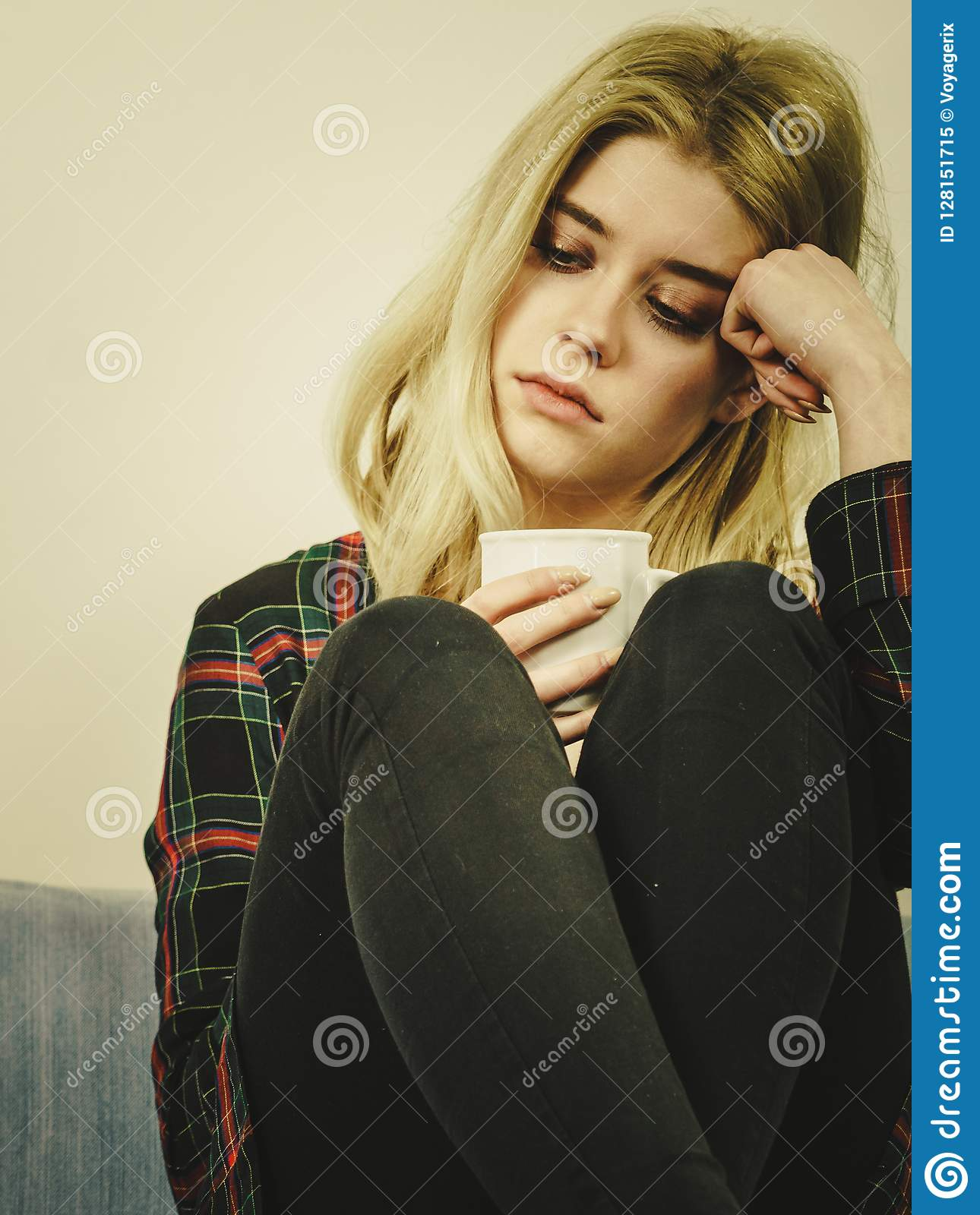 Image result for a stressedlooking women