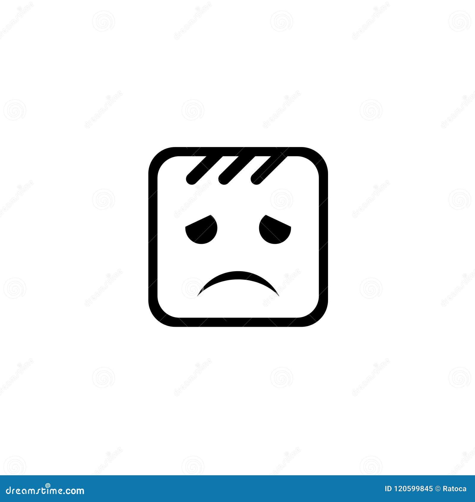 Sad Expression Draw Stock Vector Illustration Of Eyes 120599845