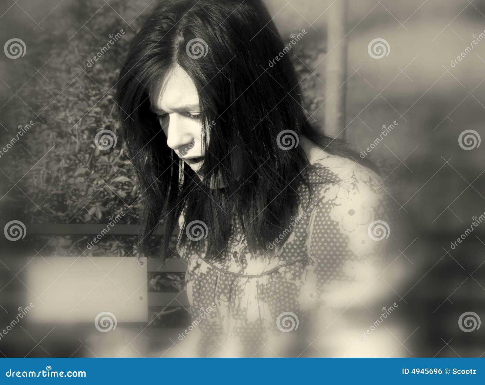 Sad sad girl