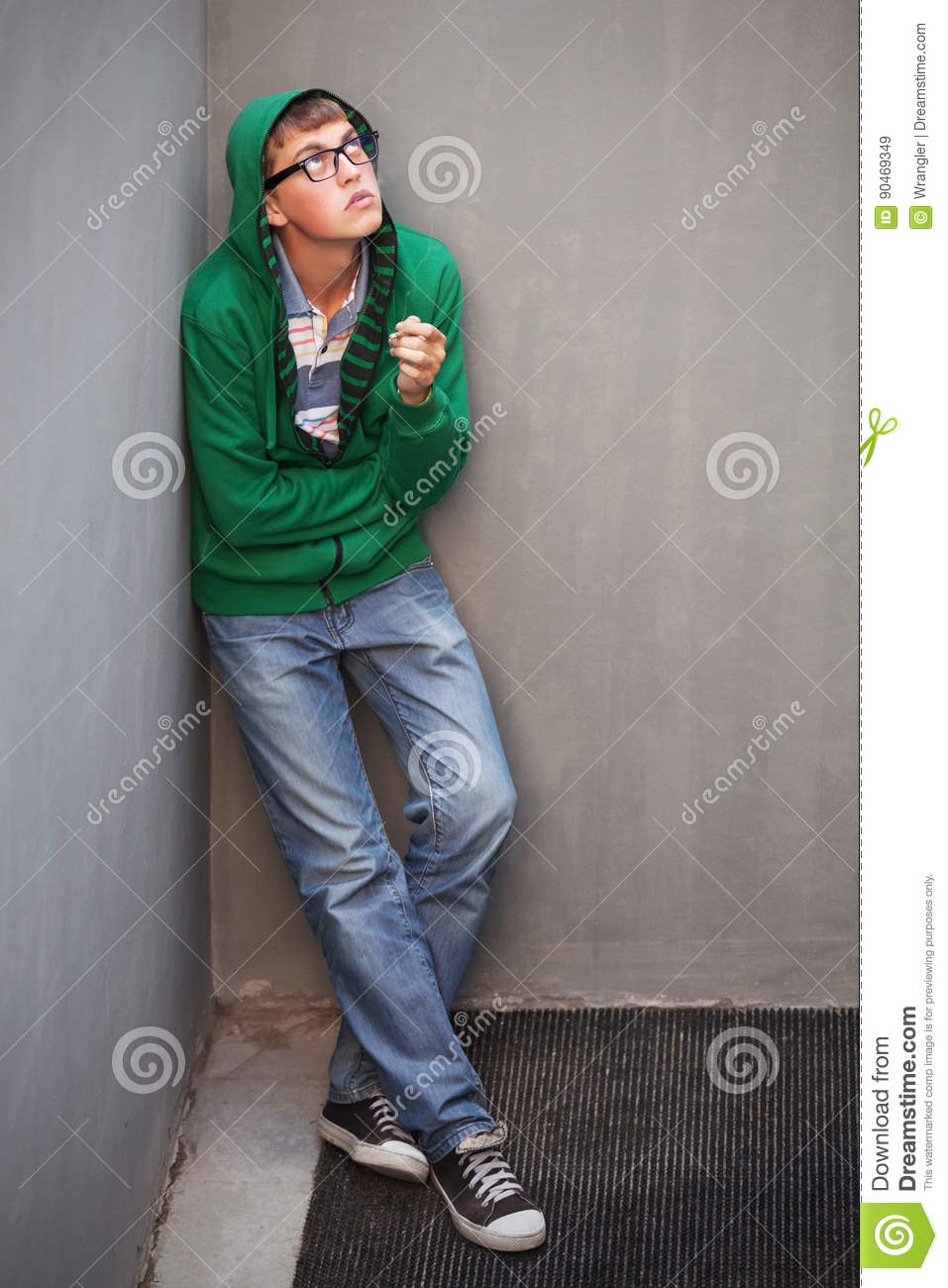 Boy smoking cigarette stock images download 305 royalty free photos