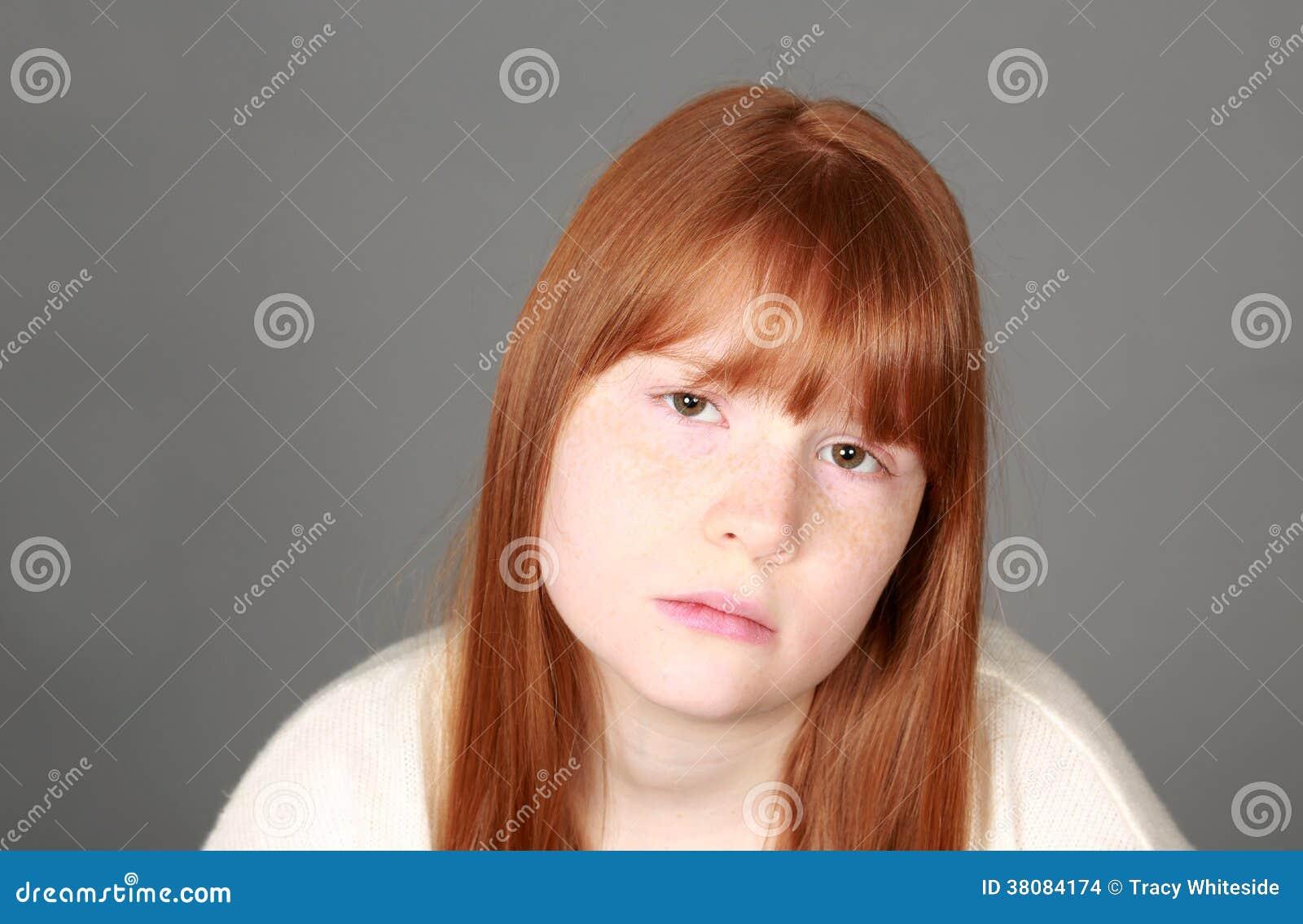 Redhead freckles photos