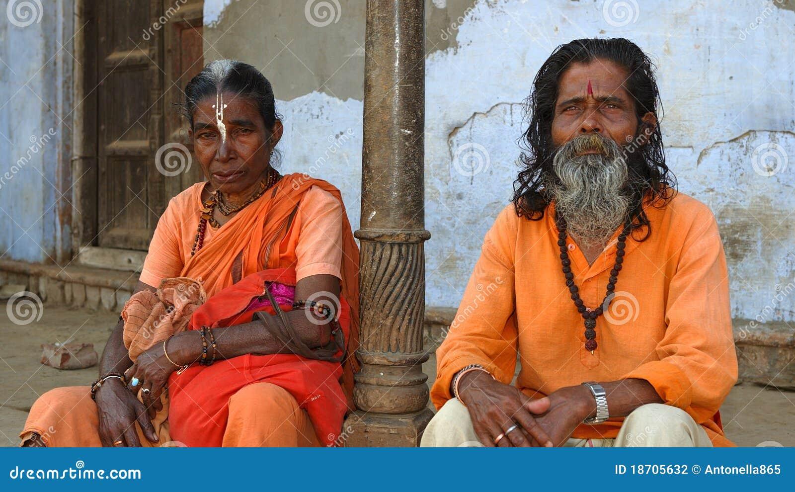 Sadhu indiano