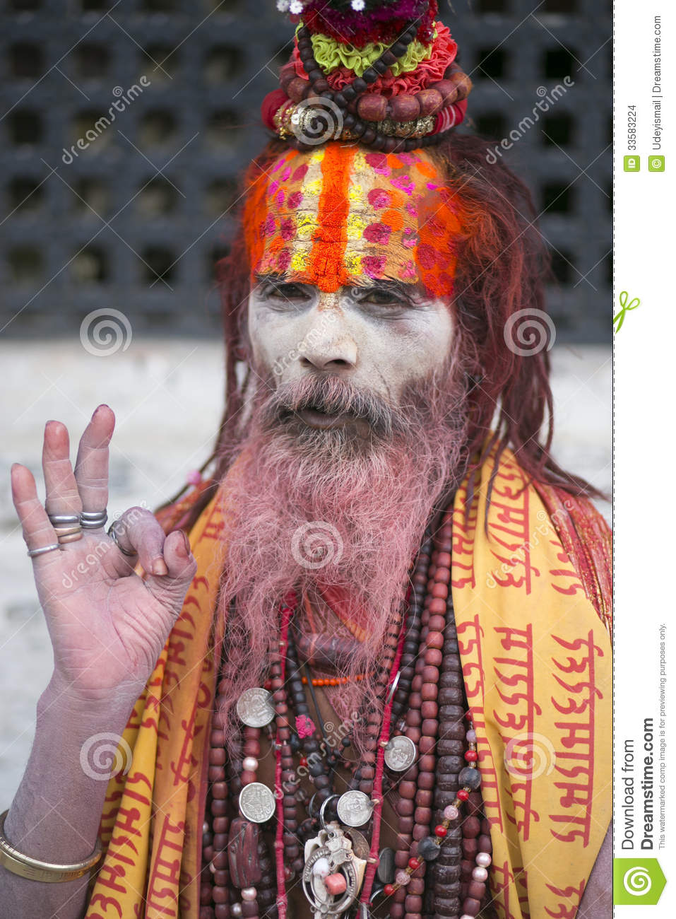 Sadhus Editorial Stock Image Image Of Pilgrimage Nepal