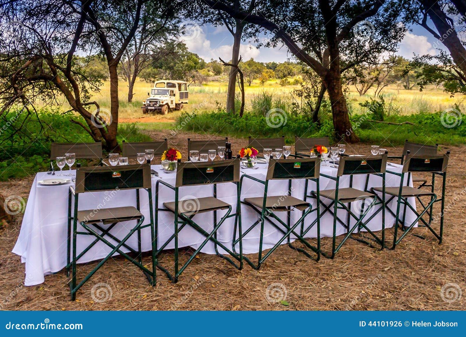 Safari Breakfast 3361