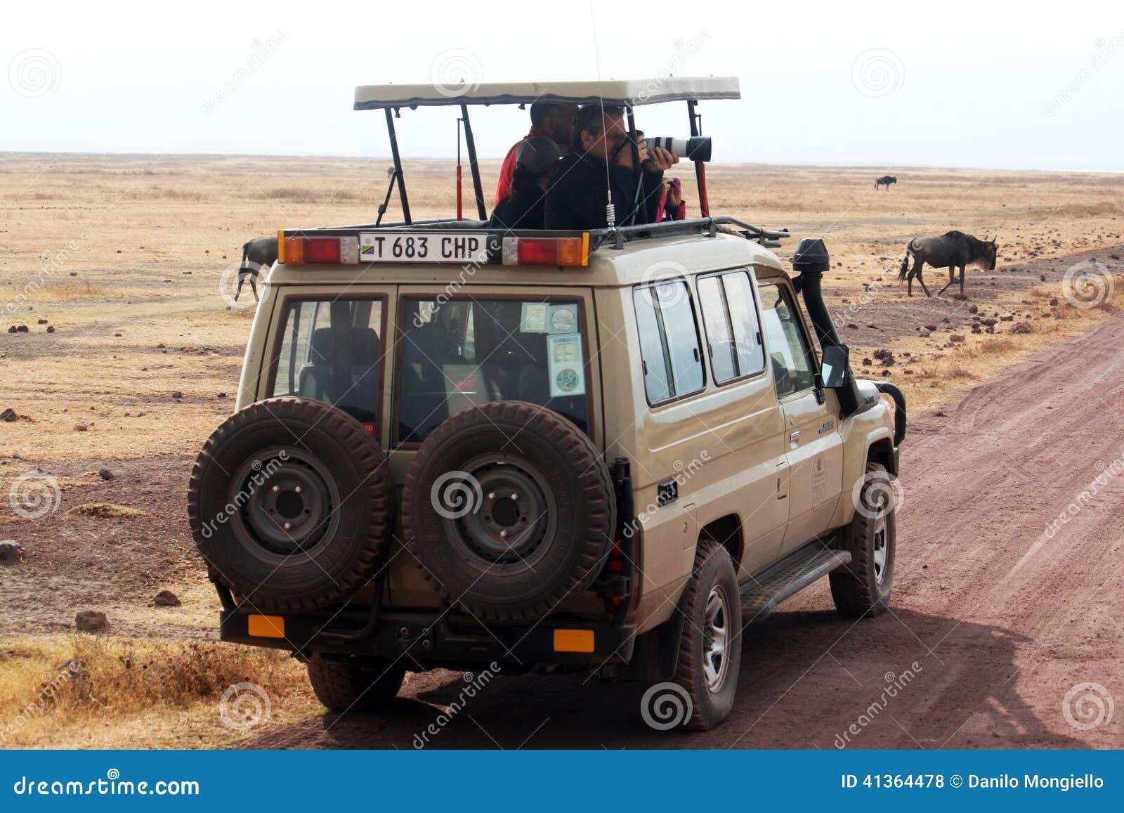 Safari de la imagen