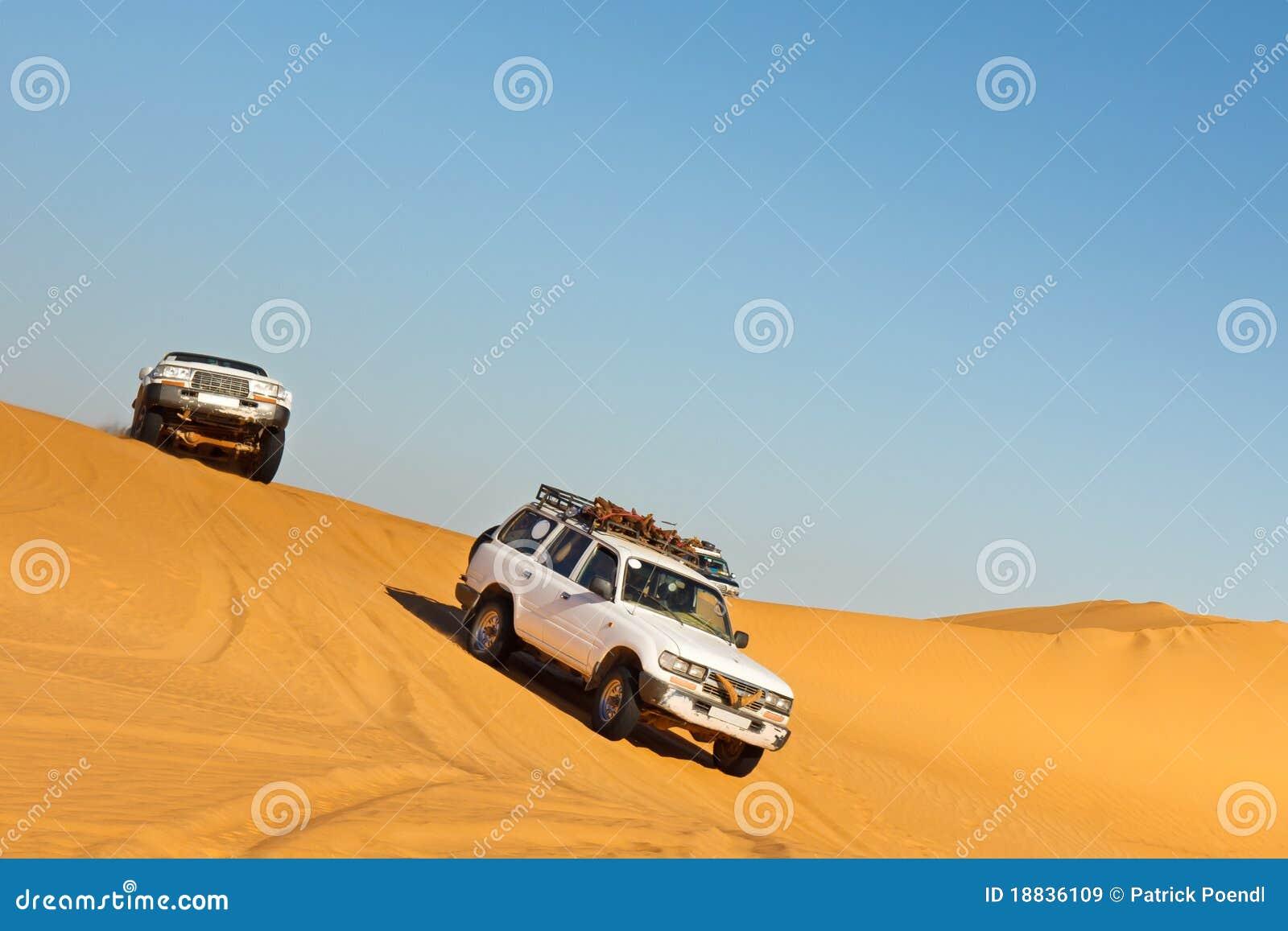 Safari del desierto de Sáhara