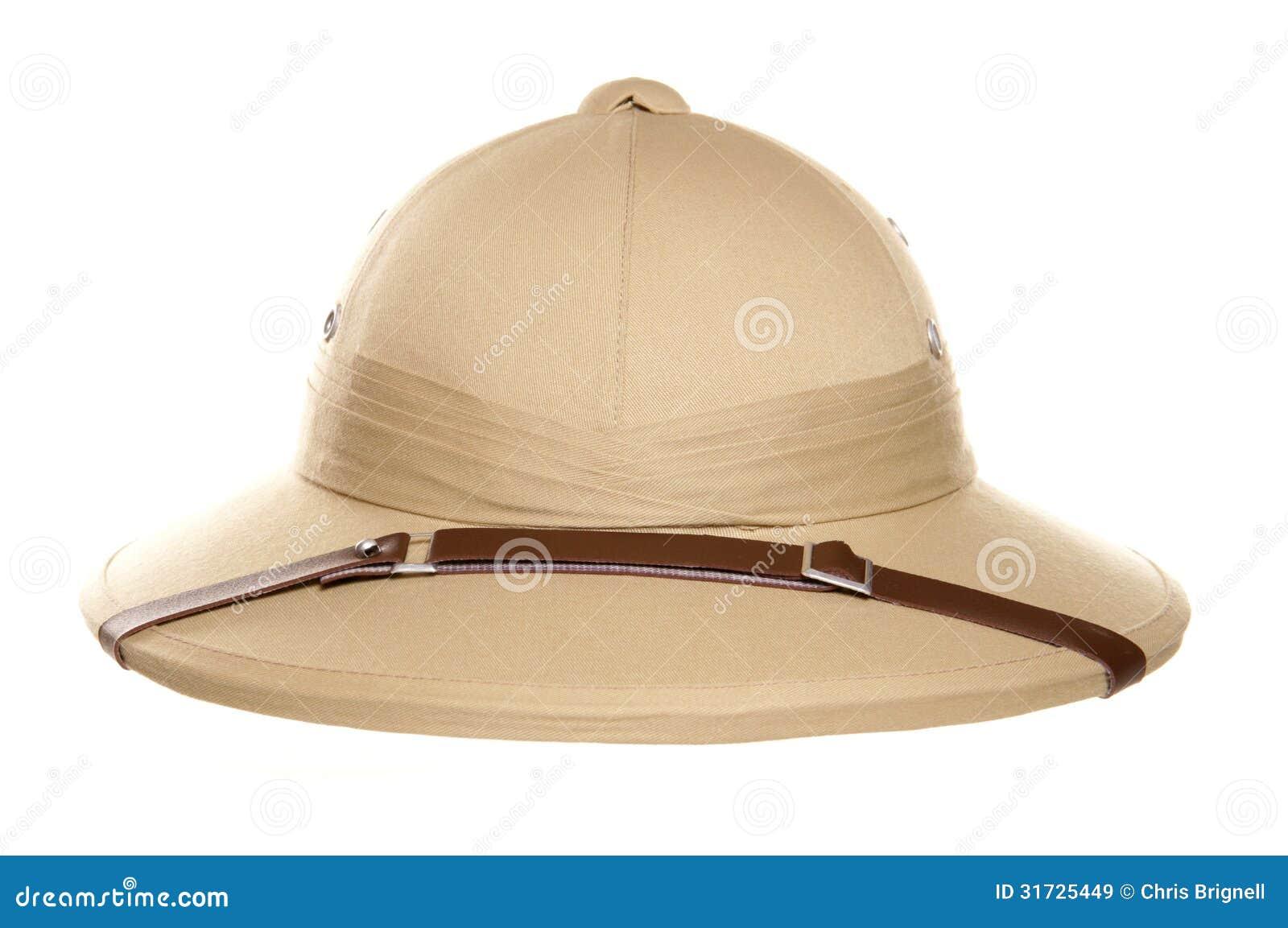 Safari Jungle Hat Royalty Free Stock Images - Image: 31725449