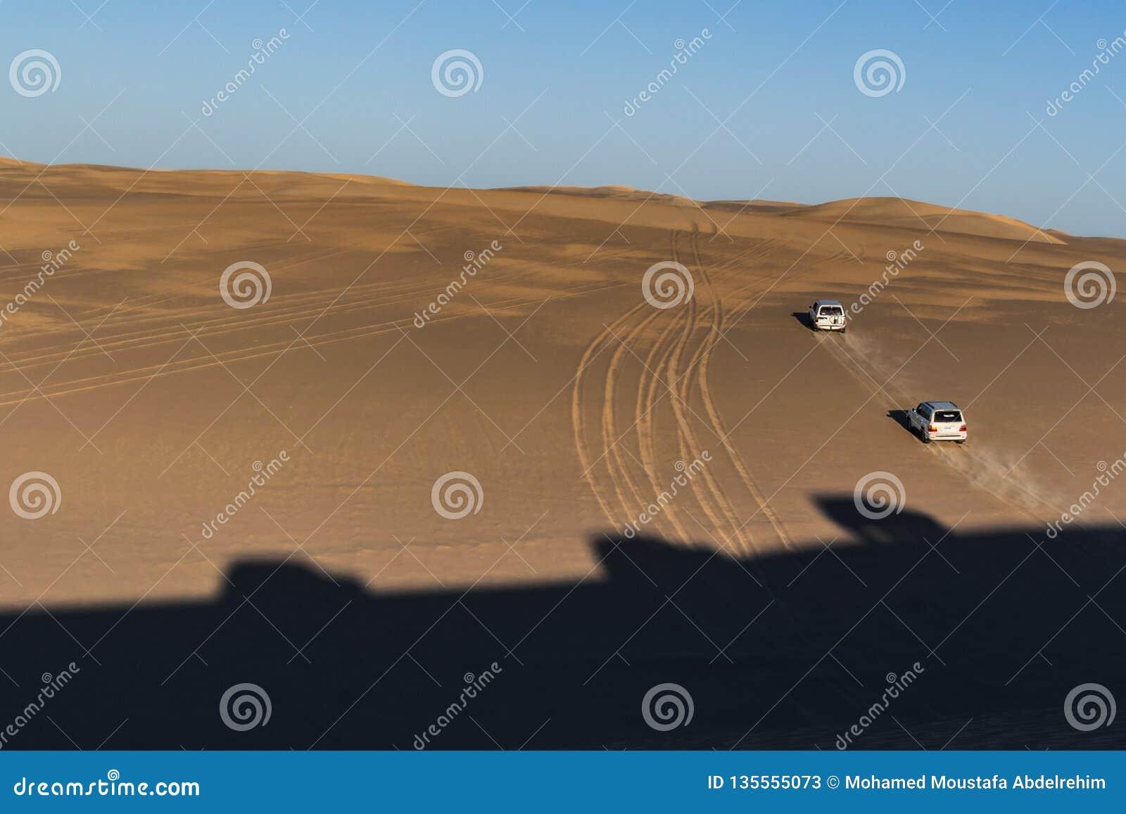 Safari trip in Siwa desert , Egypt