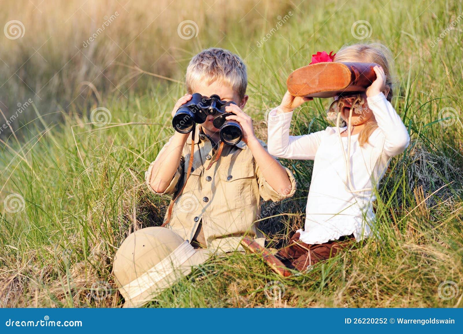 Safarikinder