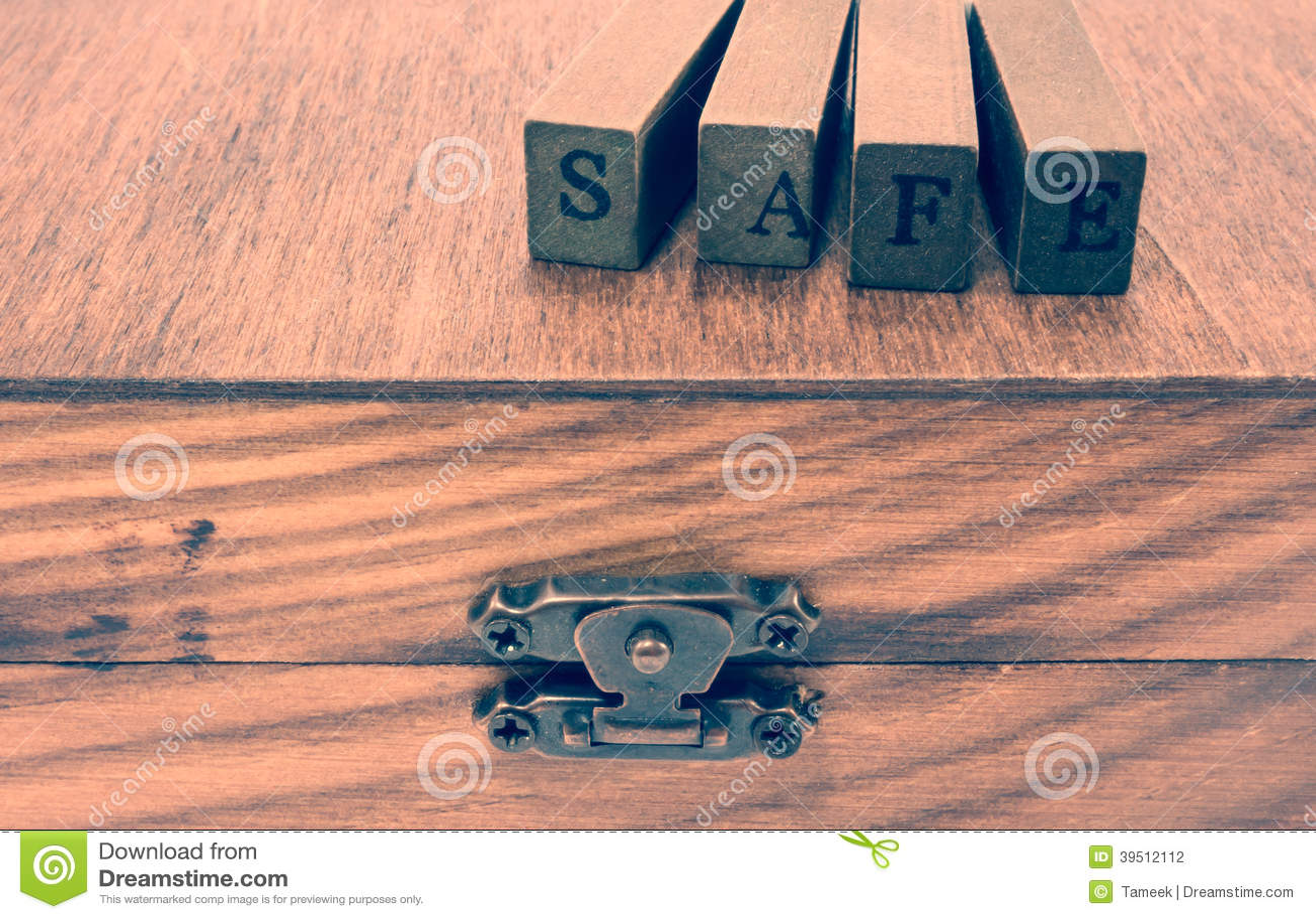 Safe concept