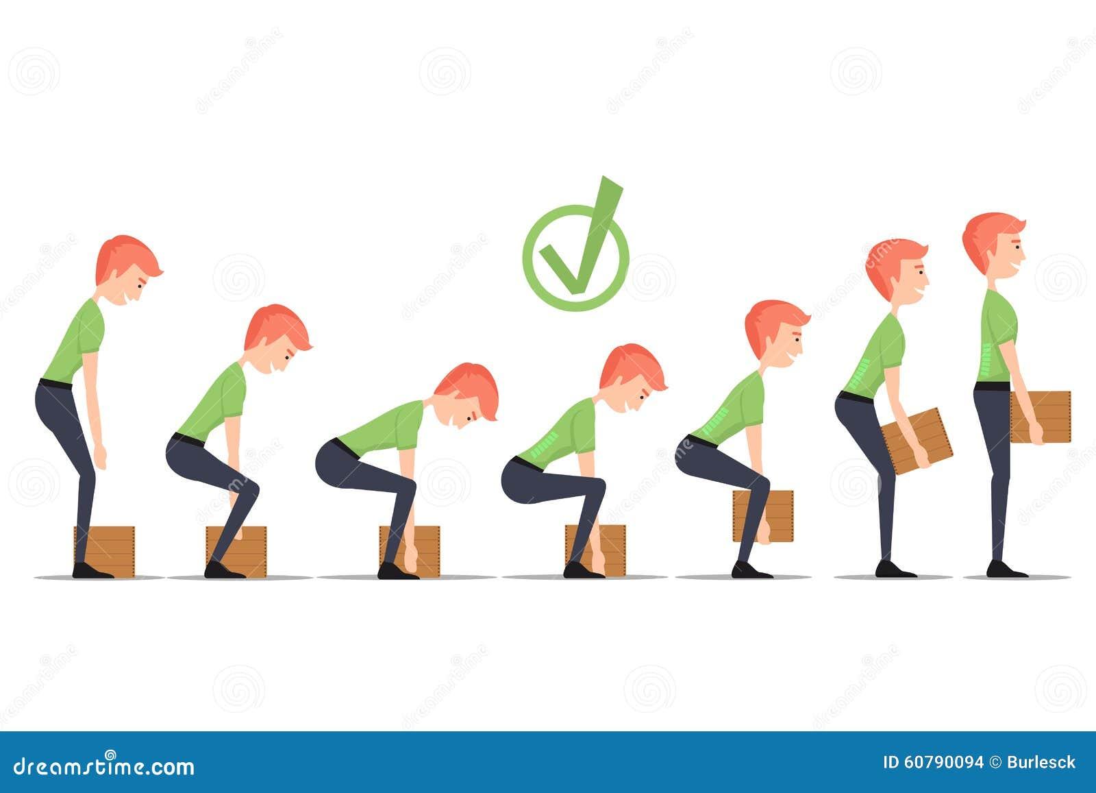 Proper Lifting Techniques - Safe Lifting