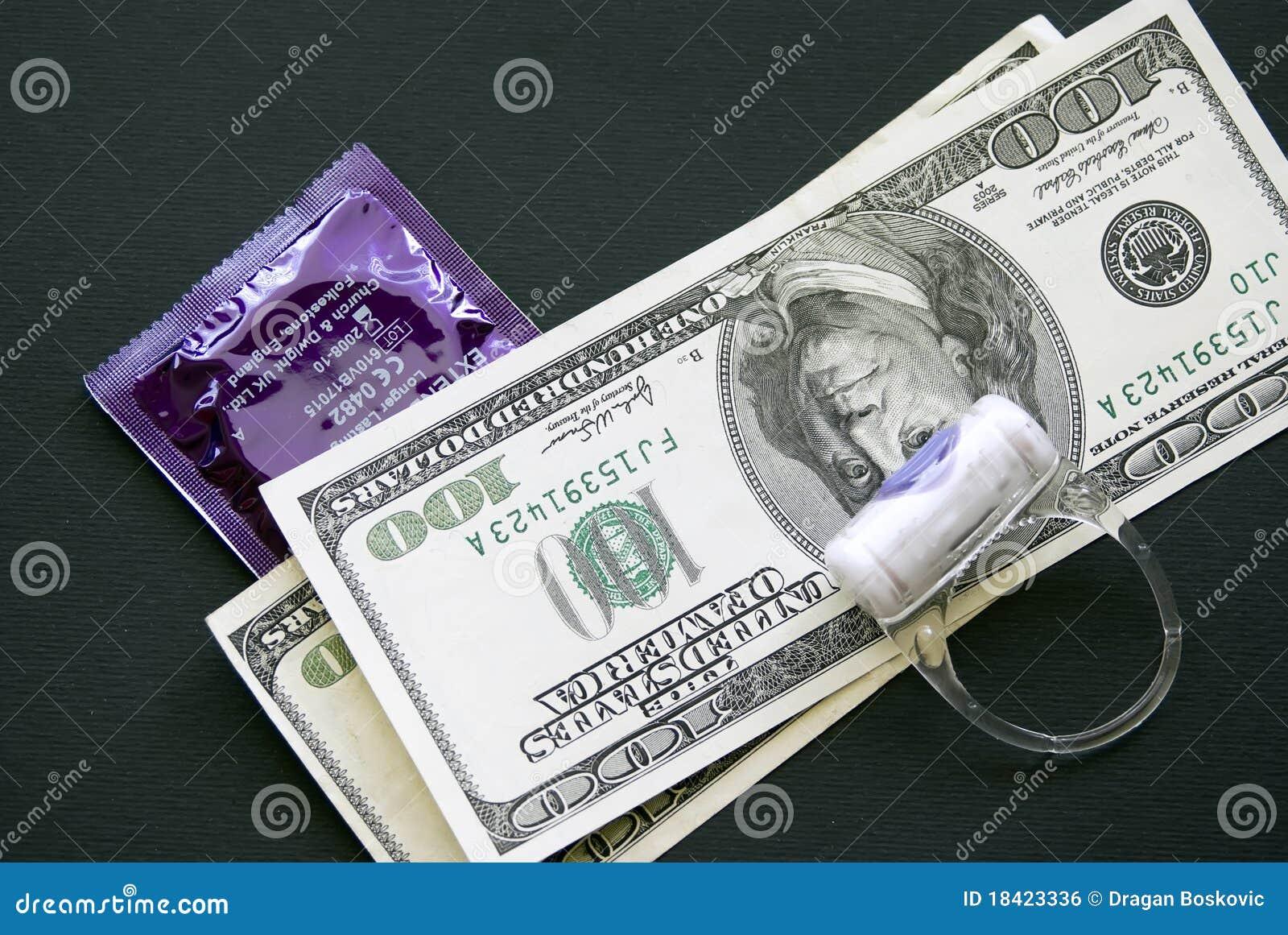 money Safe sex for