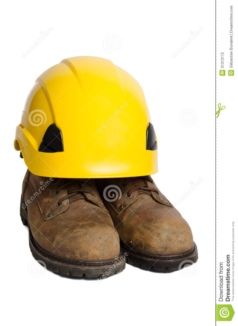 Safety Equipment Stock Photo Image Of Pair Occupational 31313172