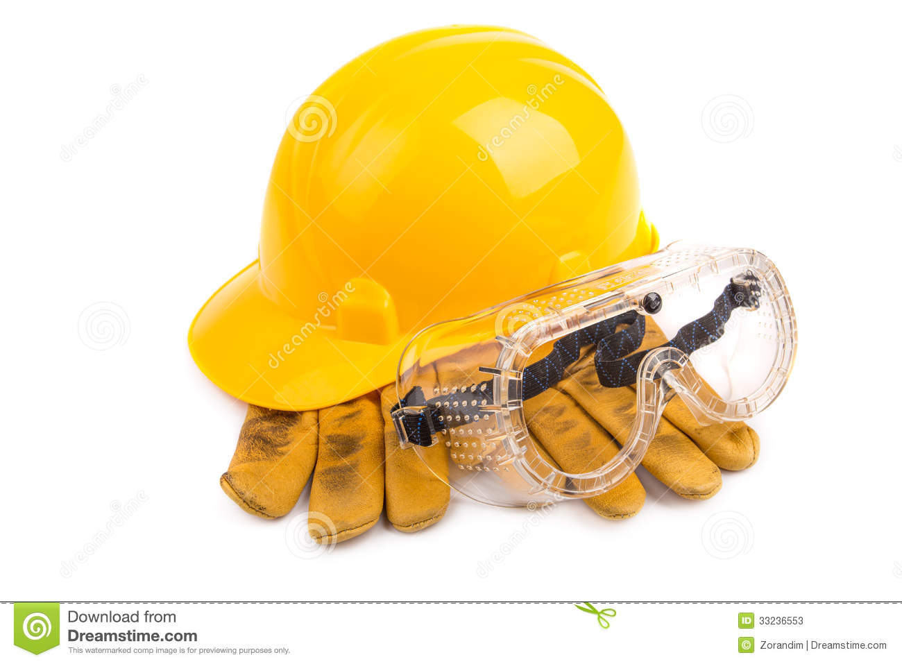 Safety Equipment Stock Photos - Image: 33236553