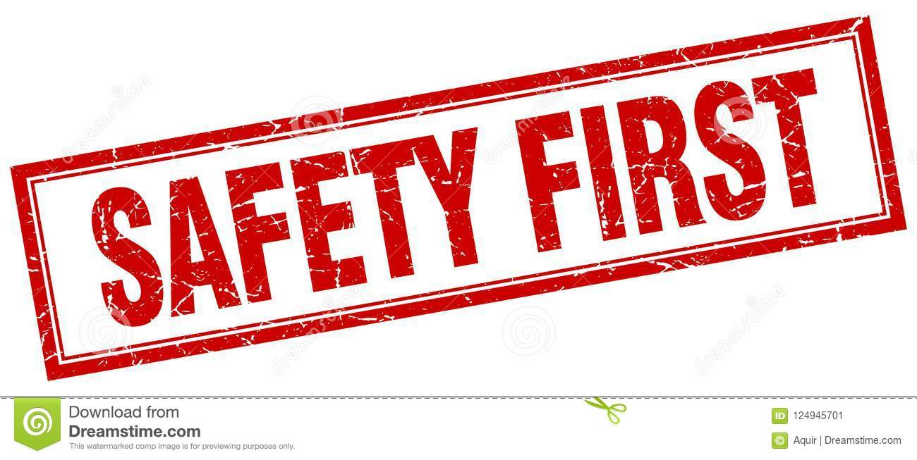 3224fafde347b safety first square grunge stamp. safety first sign. safety first. More  similar stock illustrations