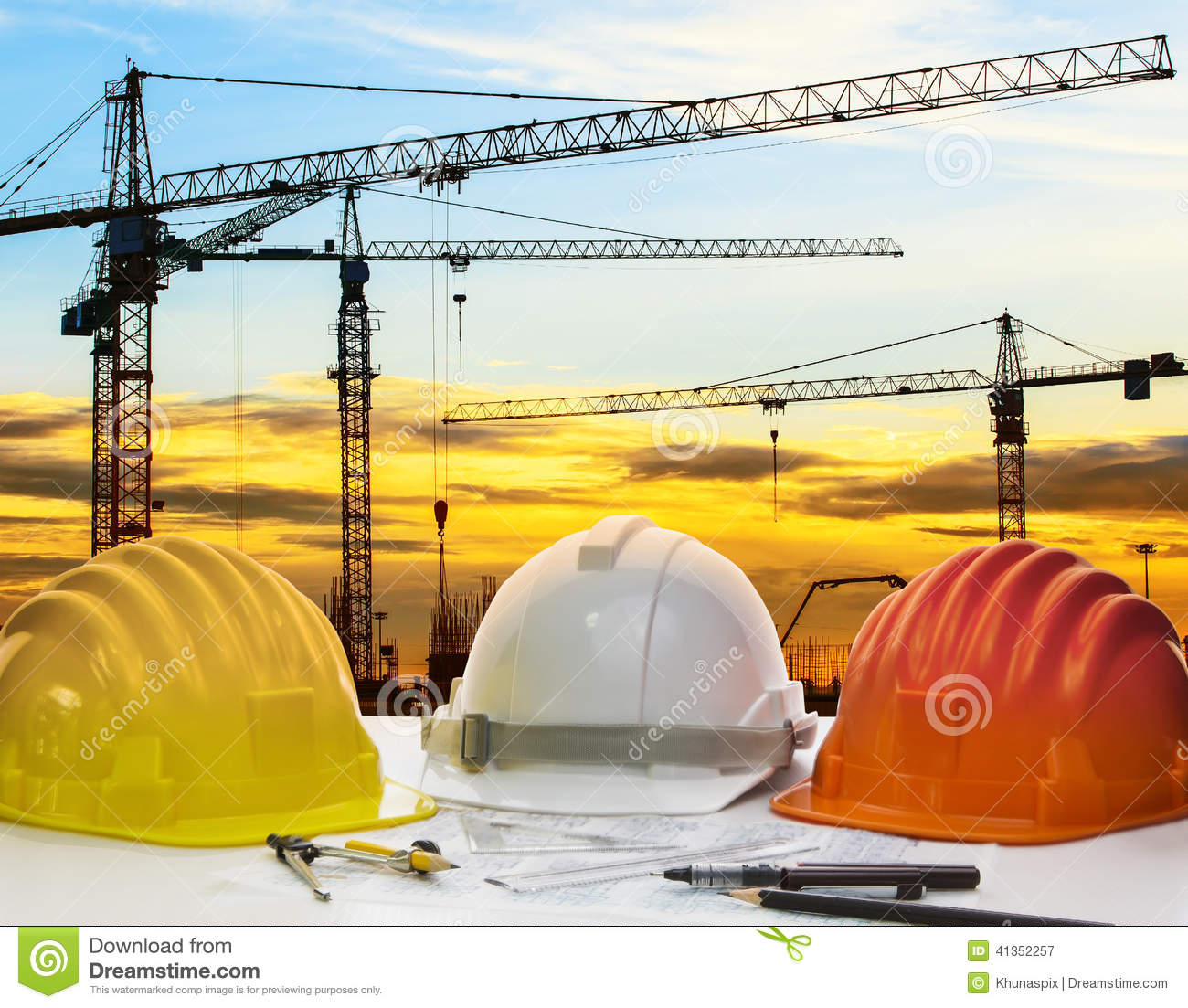Civil construction company business plan