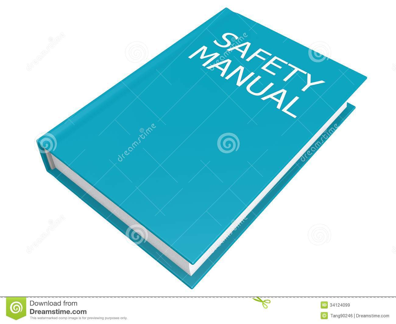Amazing More Similar Stock Images Of `Safety Manual`