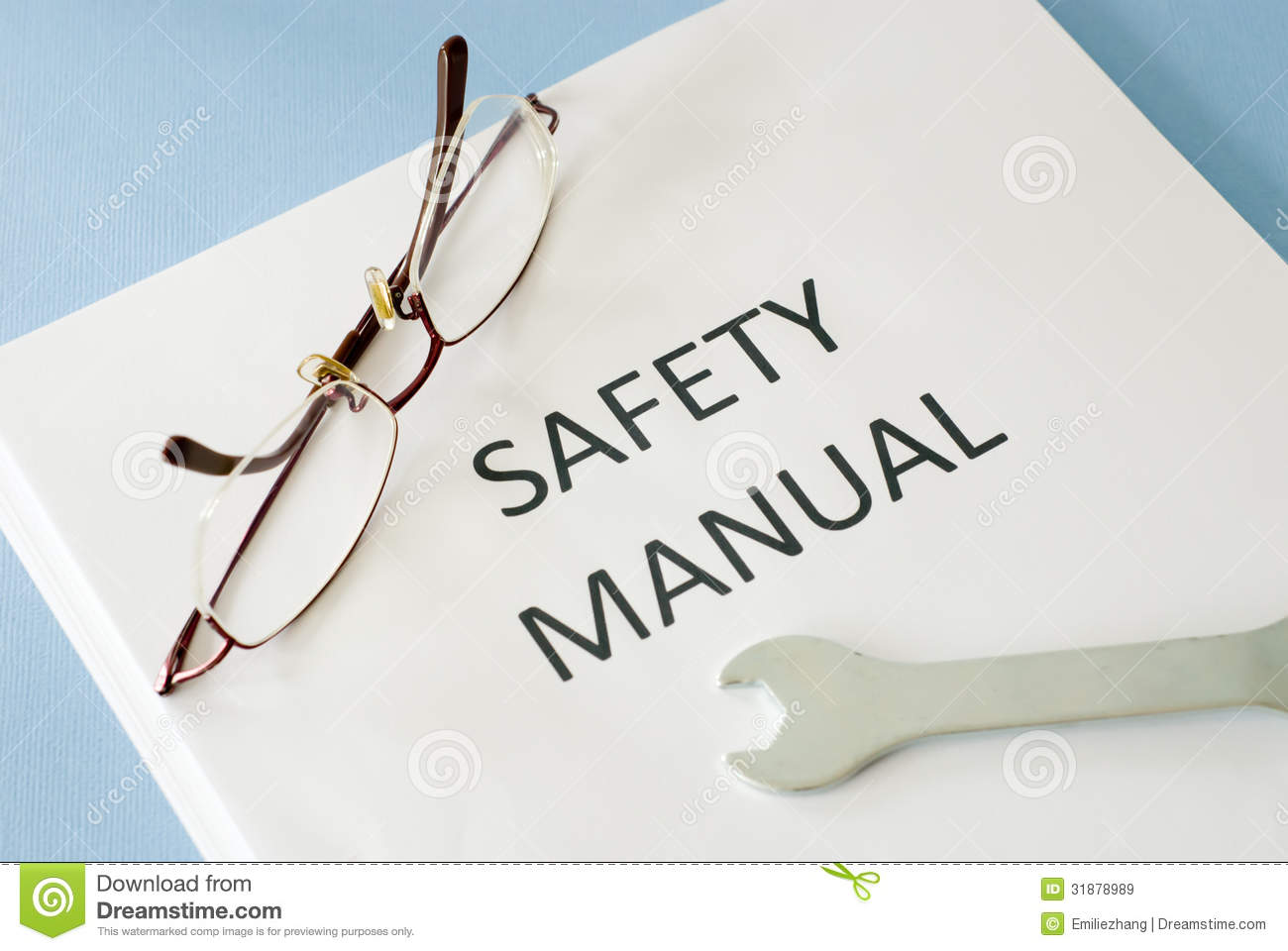 Safety Manual Royalty Free Images Image 31878989 – Safety Manual
