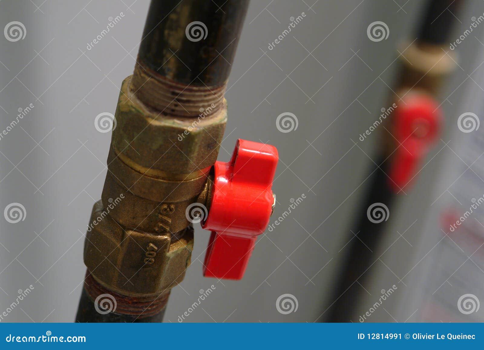 Natural Gas Safety Shutoff Valve