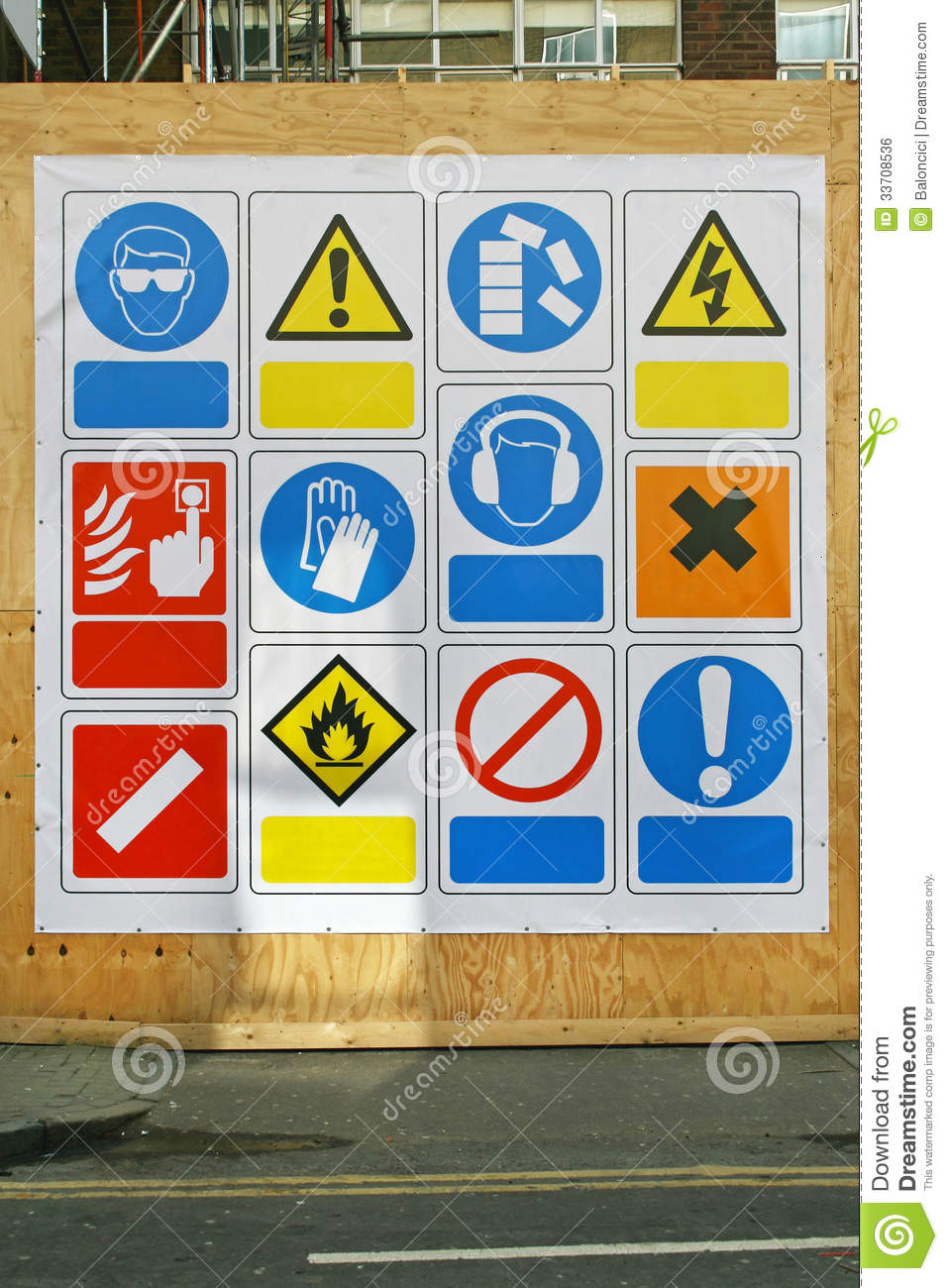 Safety signs stock photo image of sign signs workplace 33708536 safety signs buycottarizona