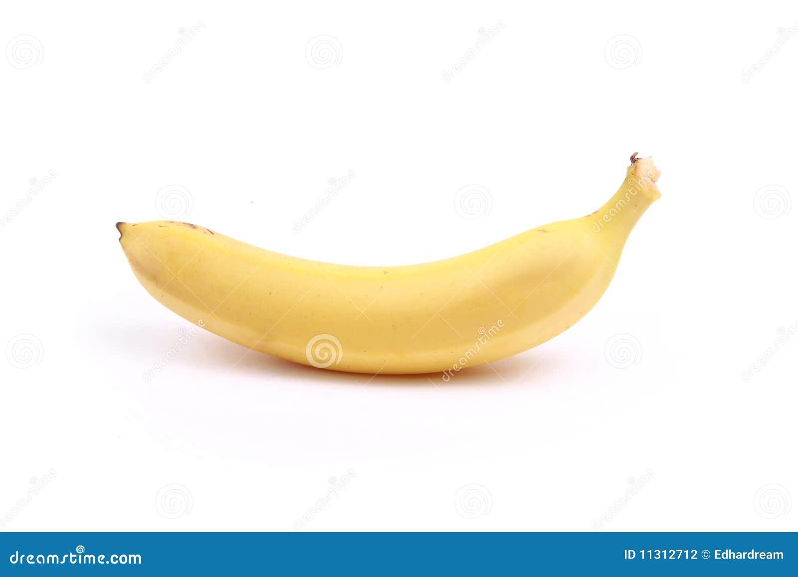 Saftige yummy Banane