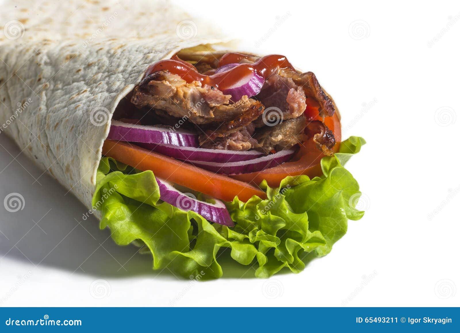 Saftiger Kebab