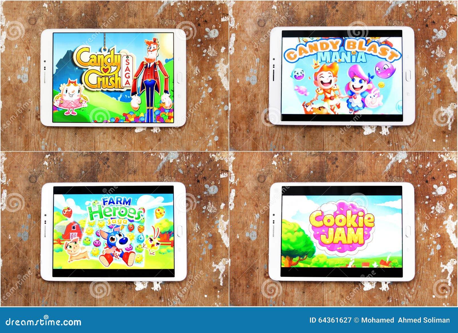 Saga för fruktdryck för Smartphone lekgodis, kakadriftstopp, godistryckvågvanvett, lantgårdhjältesaga
