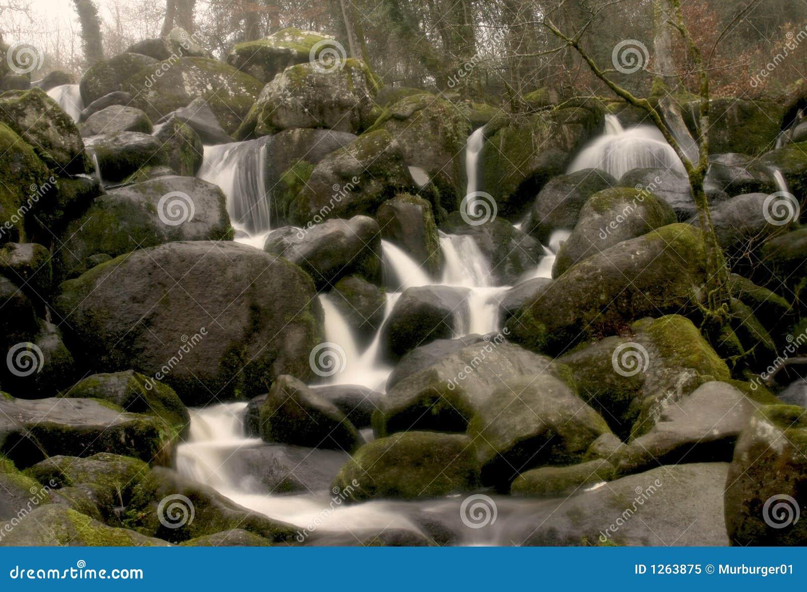 Sagavattenfall