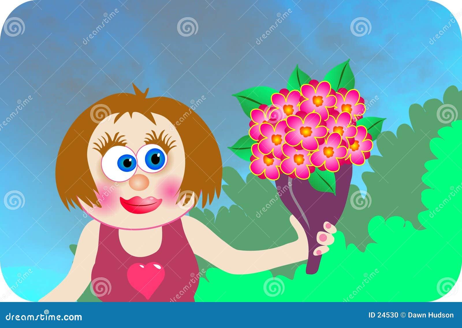 Sagen Sie es mit Blumen