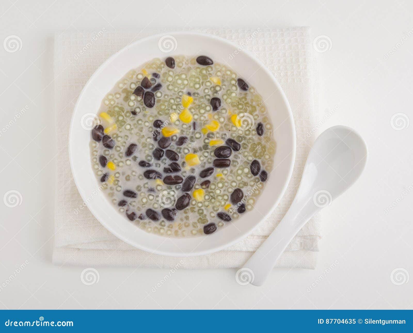Sagou blanc sweetmeal
