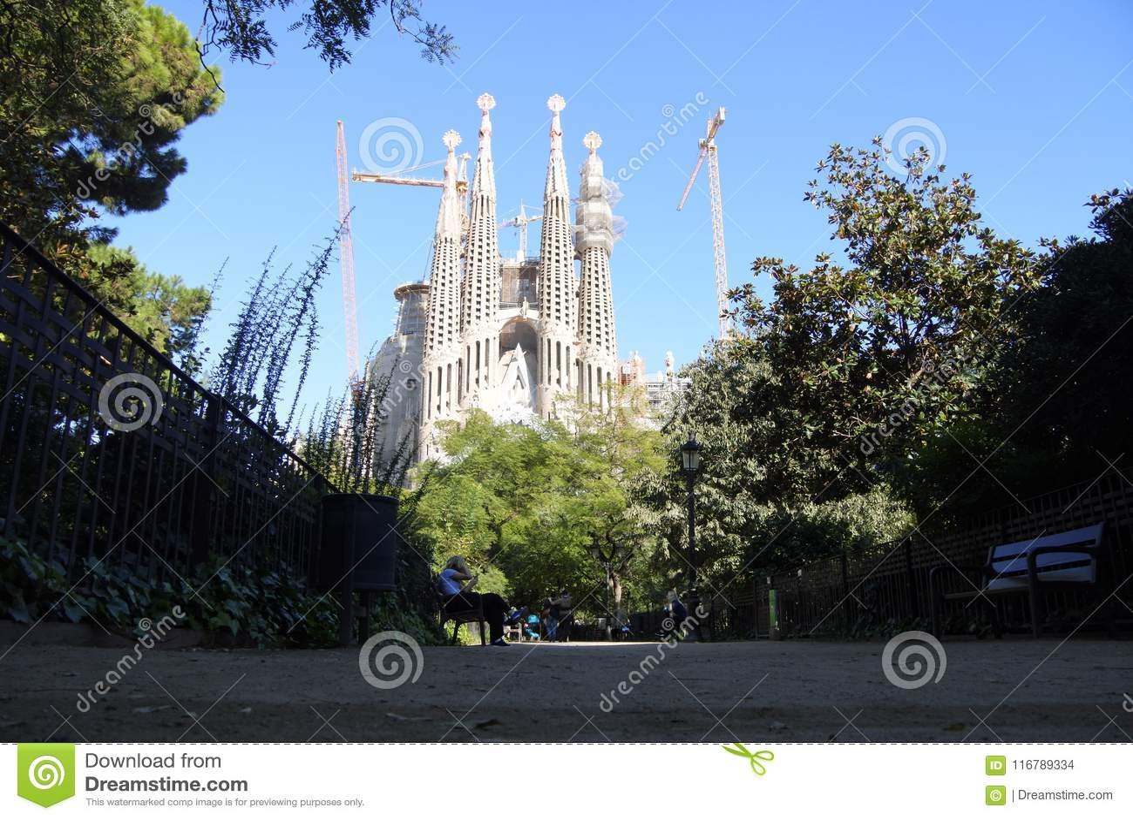 Sagrada Familia - Catalaans Barcelona,