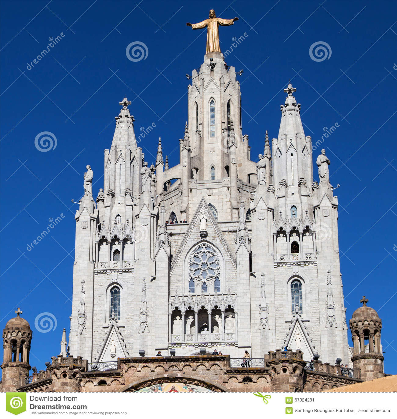 Sagrat惊叹大教堂