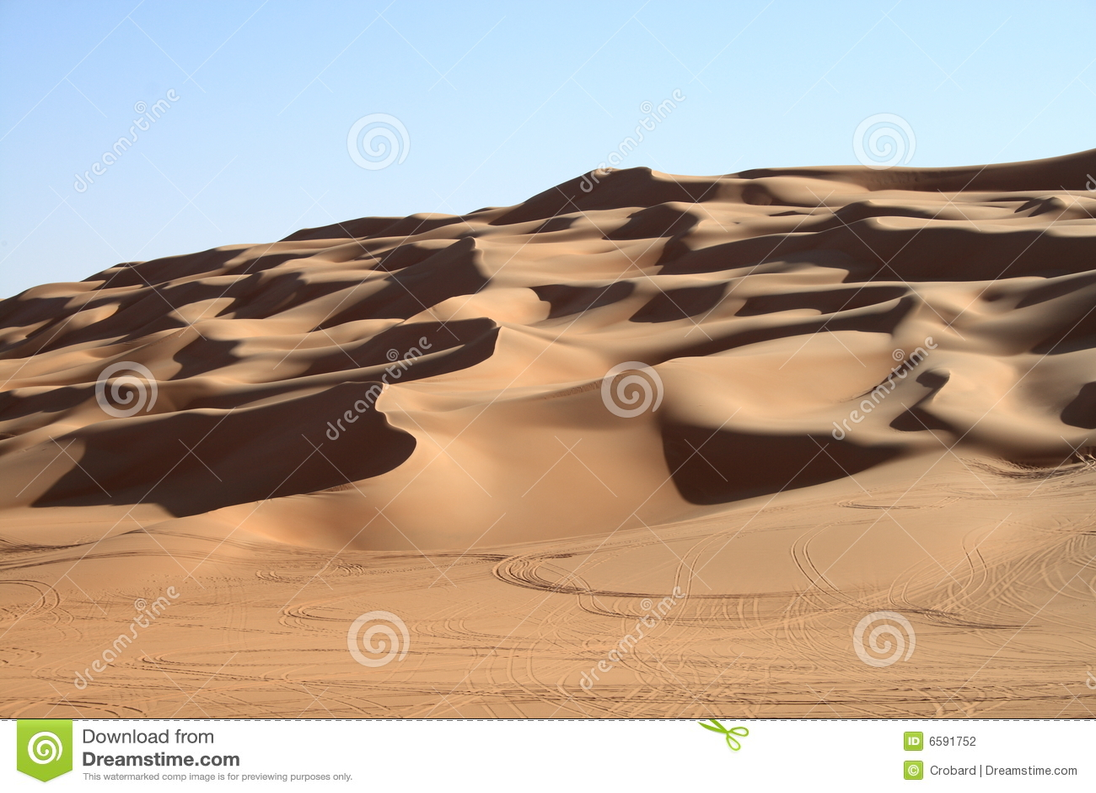 Sahara pustynia