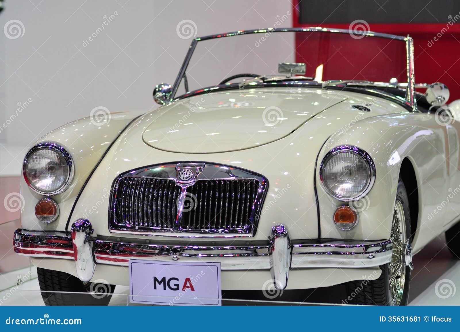 saic motor cp displays a mga editorial photo image 35631681