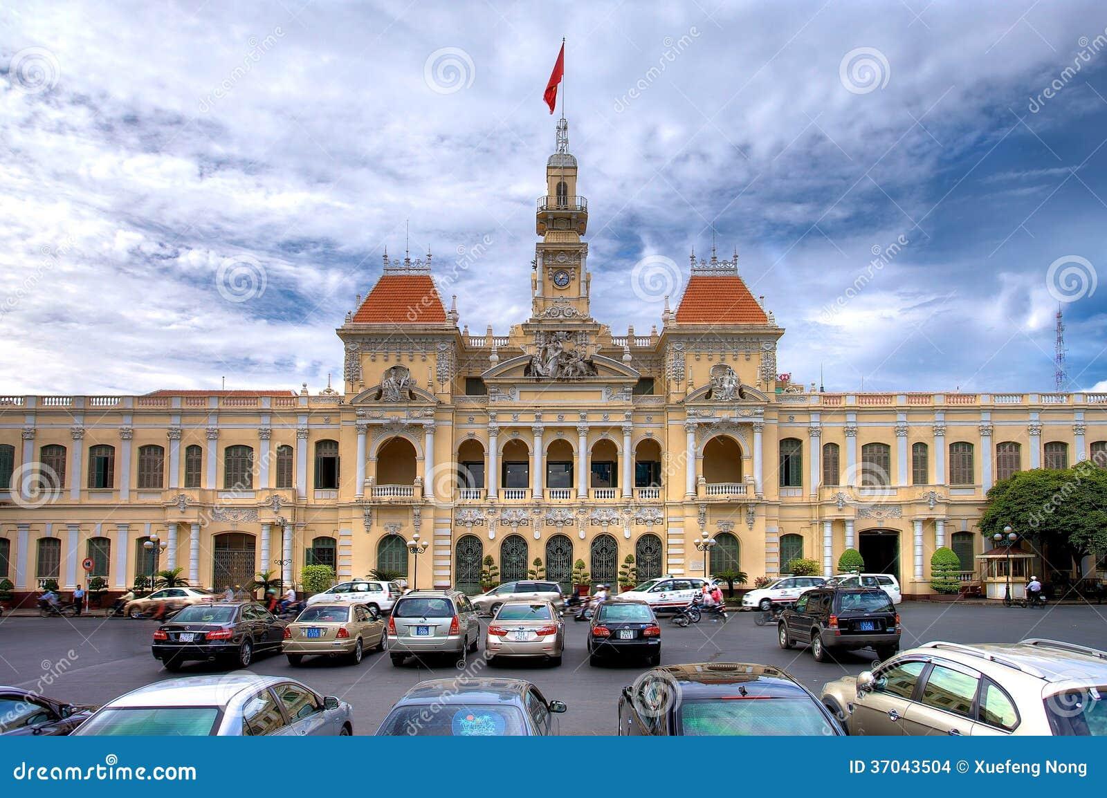 Hotel Ho Chi Minh Ville