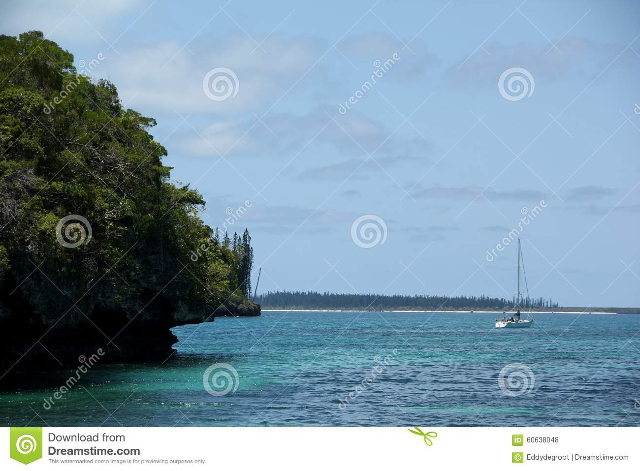 Ile Des Pins New Caledonia  City new picture : ... of the south Pacific island of Ile des Pins, New Caledonia, France