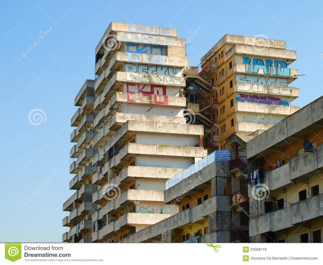 Sail of Scampia - Naples