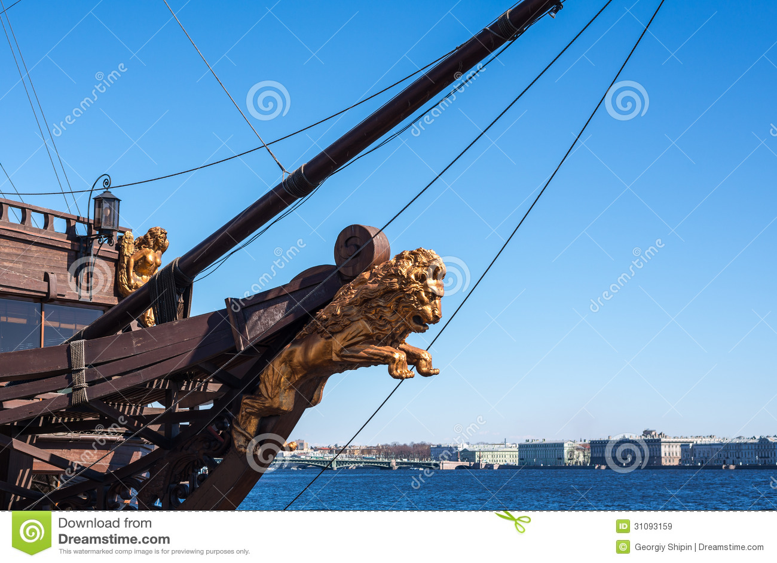 sail ship royalty free stock images image 31093159